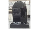 China Black England Headstone