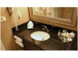 Verde Ubatuba Granite Bathroom Vanity