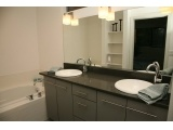 Grey Quartz Bathroom Vanities With